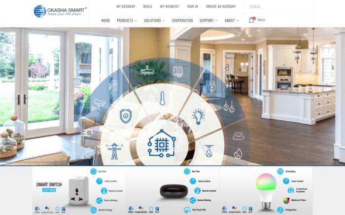 Okasha Smart eCommerce Portal